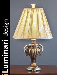 LAMPA STOŁOWA LAMPA NOCNA iluminari design (5495023967) - Allegro.pl - Więcej niż aukcje.
