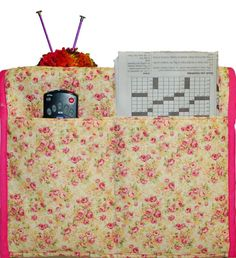 Free Walker Caddy Patterns | am offering a free pattern for a quick and  easy Walker