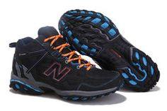 大人気2013【新作】New Balanceニューバランス NB MO625HDG ブラック ブルー オレンジ 男メンズ ハイキングシューズスニーカー激安通販