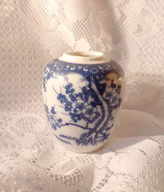 ☆Minivase Kirschblüte TOKUSEI☆  von *Cafe-Antique* auf DaWanda.com