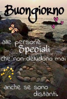Alle persone speciali - 13201 Italian Memes, Italian Quotes, Good Sunday Morning, Happy Sunday, Italian Phrases, Learning Italian, Start The Day, Sweet Words, Good Mood