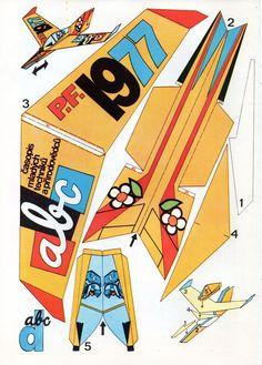 Paper Plane (ABC Magazine)