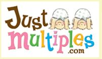 Cute twin and triplet website! Everything from clothes to diaper bags...You name it