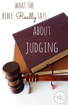 "It's a common response to an expressed opinion: ""Who are you to judge?"" What does the Bible say about Christians judging? You might be surprised!"