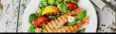 Saumon aux petits légumes | Manger Bouger