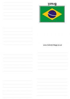 Brazil Booklet