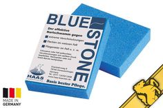 Blue Stone - Horse Grooming Stone