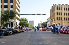 AbileneTexan Photo of the Day: Annual Classic Car Walk by Doug Hodel