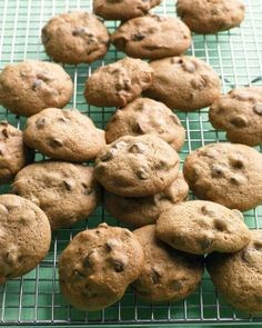Soft-Baked Chocolate Chip Cookies Recipe