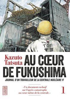 Au Coeur de Fukushima - Manga série - Manga news