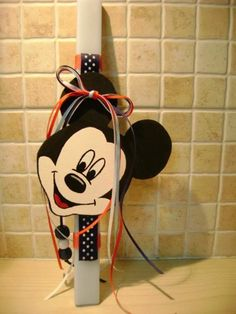 Mickey made by me Soaps, Preschool, Handmade Items, Easter, Candles, Dreams, Decor, Art, Hand Soaps