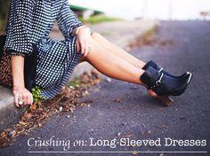 15 Fall-ready Dresse