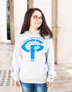 GEOF hoodie - službena hoodie majica Geodetskog fakulteta u Zagrebu