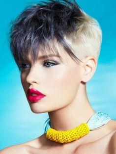 2013 funky hair color ideas