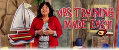 Gospel Light VBS has added new training to their web site. Take a look and don't forget to order supplies from NextStep Resources for Discounts & FREE Shipping!