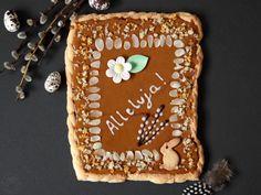 Traditional Easter shortcrust tart baked in Poland, mazurek wielkanocny Polish Easter, Easter Traditions, Poland, Tart, Traditional, Baking, Desserts, Recipes, Food