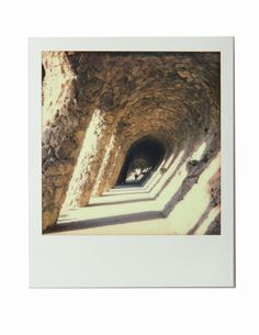 PARK GUELL - BARCELONA - SPAIN - 2015 - SX-70 POLAROID CAMERA WITH IMPOSSIBLE PROJECT FILM - Photography by Pedro Loreto - www.pedroloreto.com