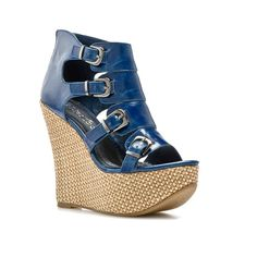 2 Lips Too Too Diva Wedge Sandal - So comforatable and light weight!