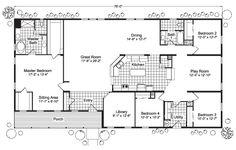 Floor Plan:Rancho Bonito