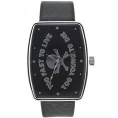 Vivienne Westwood Mens Black Quote Dial Watch