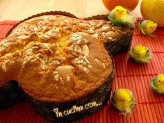 colomba veloce e stra-buona Plum Cake, Food Obsession, Cheesecake Desserts, Cake Creations, Sweet Bread, Food Menu, Cake Cookies, Yummy Cakes, Italian Recipes