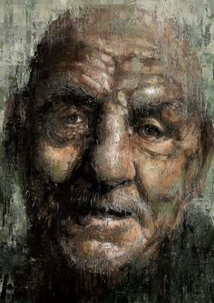 Par Def : Photo Lee Jeffries, Photos, Faces, Painting, Art, Art Background, Pictures, Painting Art, Kunst