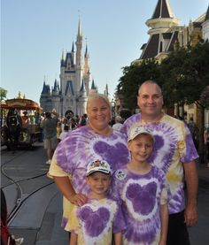 Mickey Tie Dye Shirt How to