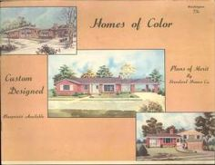 Home of color : custom designed plans of merit