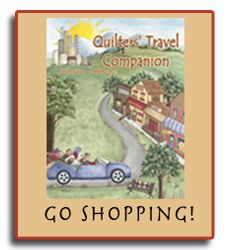 Quilters Travel Companion Book