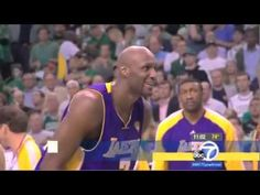 NBA Star Lamar Odom Found Unconscious in Whore House