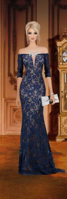 Moda Fashion, Girl Fashion, Fashion Looks, Womens Fashion, Fashion Design, Evening Dresses, Prom Dresses, Formal Dresses, Elegant Dresses