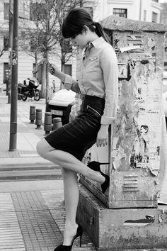 Blanca Suárez en 7días/ 7looks: Un alto en el camino | Galería de fotos 10 de 10 | Vogue