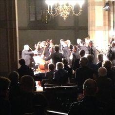 Ton Koopman. Amsterdam Baroque Orchestra. Bach. Brandenburgse concerten. Grote Kerk Zwolle. 2010-10