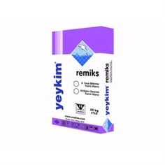Remi̇ks 5 White - Repair & Anchoring Mortars  Cement Based Products