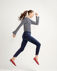 Things to add to your weekend rotation: bold stripes.