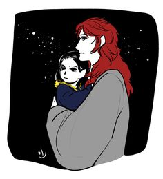 Maedhros and young Fingon