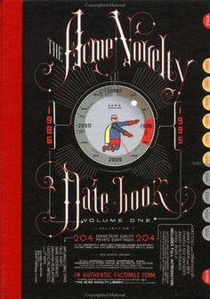 "'The Acme Novelty Date Book Volume One"" by Chris Ware"