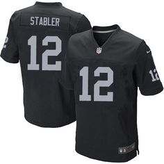 7 Best Authentic Kenny Stabler Jersey: Raiders Big & Tall Elite  hot sale