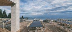 Wirtschaft Rossbüchel Marina Bay Sands, Switzerland, Places To Go, Dining Table, Restaurant, Building, Travel, Home Decor, Economics