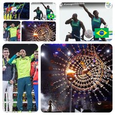 Valeu Brasil Rio2016 Jogos Olímpicos parabenizar a todos os Atletas e voluntários e responsáveis por essa linda e magnífica Olimpíadas Rio2016
