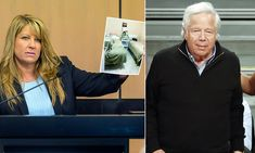 Massage parlor inspector in Robert Kraft case saw 'red flags' Robert Kraft, Massage Parlors, Red Flag, Open Plan Living, Spa Day, Flags, Florida, How To Plan, Clothes