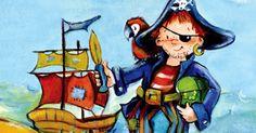 Piraten-Lieder für Kinder – bei Kixi – Kinderkino