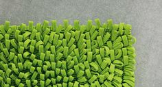 Contemporary rug / synthetic / plain / hand-tufted - HIGH TECH : AIR - PAOLA LENTI