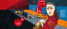 Lorenzo Mattotti: La Revue Dessinée #03 : couverture