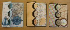 Sizzix Triple Circle Flip It Card die