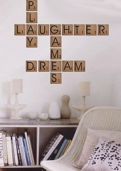 Image result for cool scrabble for teen room