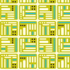 [Tote] Techtron fabric by heatherdutton on Spoonflower - custom fabric