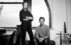 The Stories — Chapter 35 — Introducing Totême: Continental Cool from Elin Kling and Karl Lindman — THE LINE