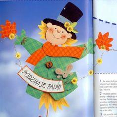 """""""Ταξίδι στη Χώρα...των Παιδιών!"""": ΠΡΟΤΑΣΕΙΣ ΓΙΑ ΤΗΝ ΦΘΙΝΟΠΩΡΙΝΗ ΔΙΑΚΟΣΜΗΣΗ ΤΗΣ ΤΑΞΗΣ ΣΑΣ! Autumn Illustration, Craft Patterns, Fall Crafts, Paper Cutting, Autumn Leaves, Decoration, Paper Crafts, Christmas Ornaments, Halloween"""