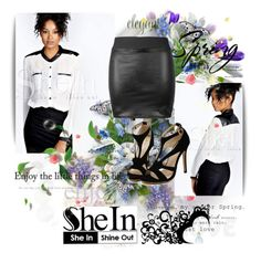 """shein 4"" by amelakafedic ❤ liked on Polyvore featuring мода"